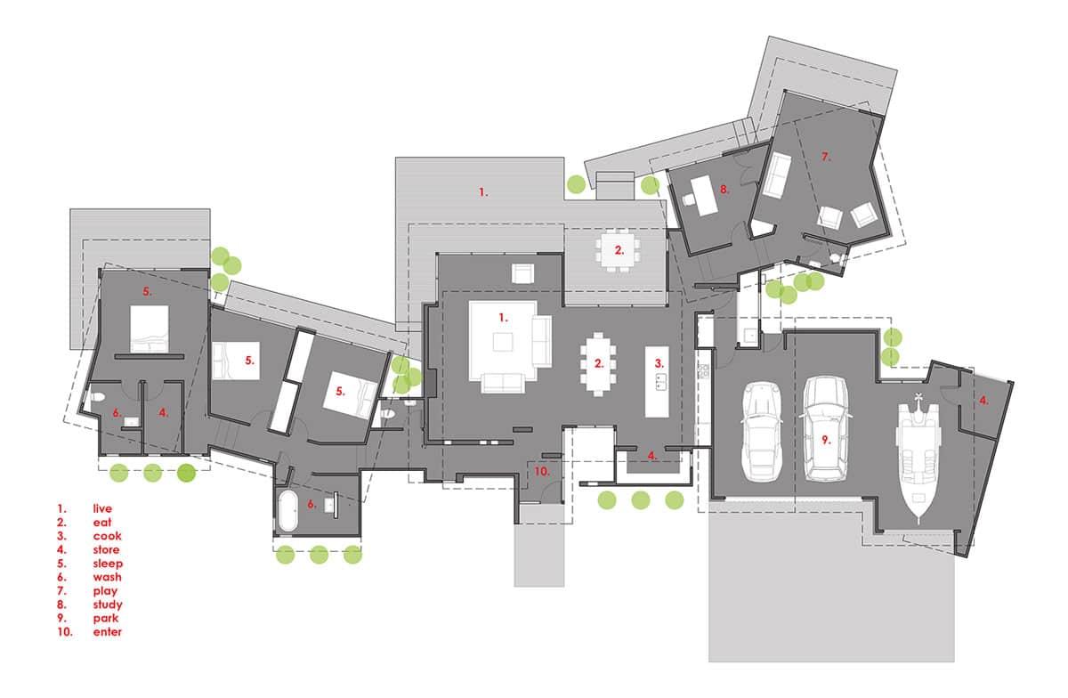Great House Plans Nz House Style Ideas