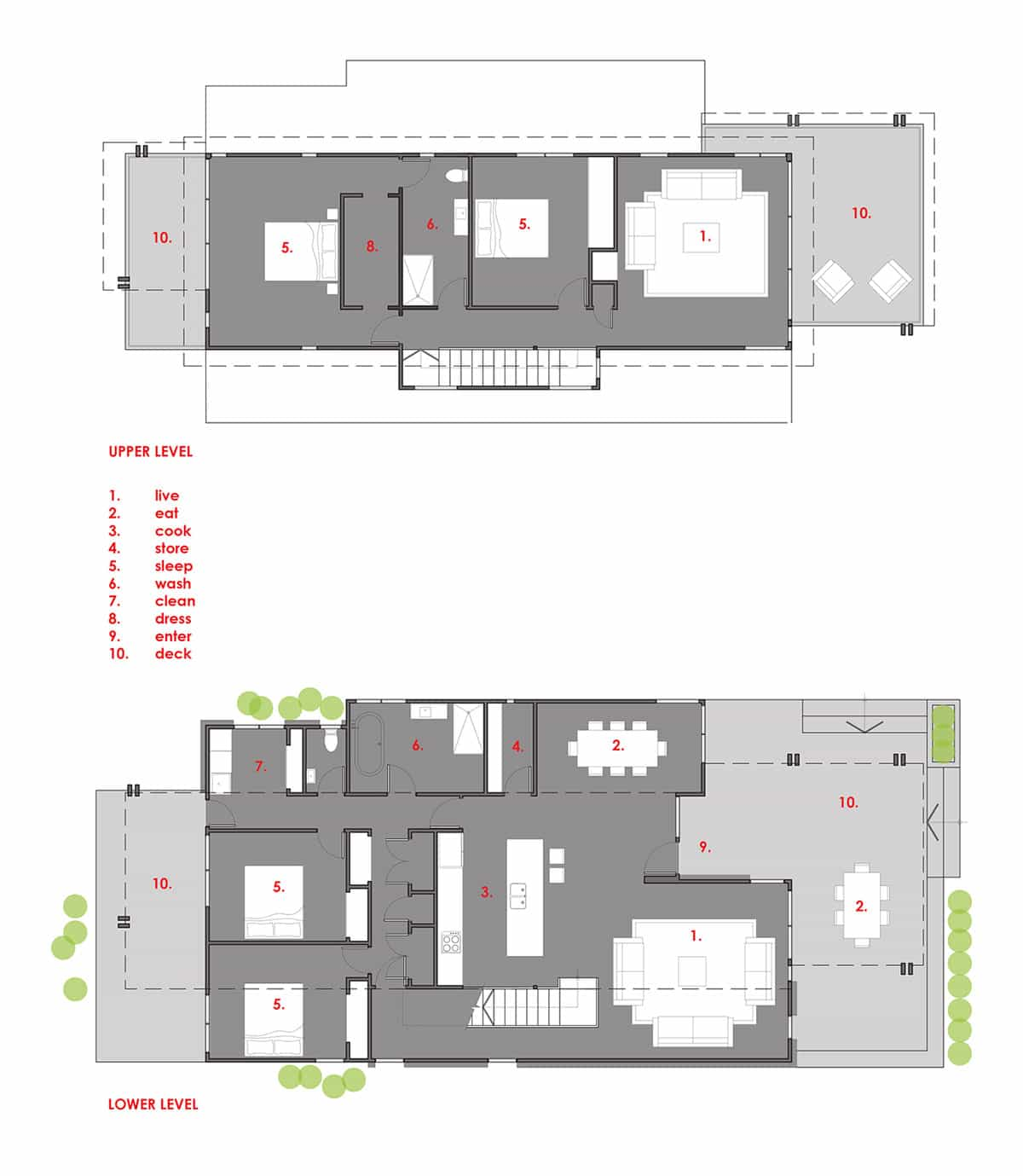 Graphite architectsgraphite architects family beach house for Family beach house plans